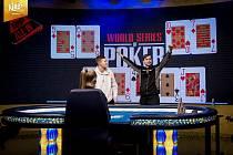 Vítěz turnaje WSOP v Rozvadově Martin Kabrhel