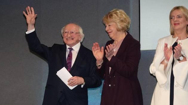 Michael Higgins obhájil prezidentský mandát