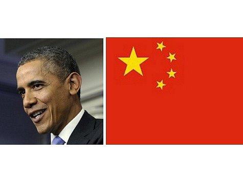 Obama a Čína