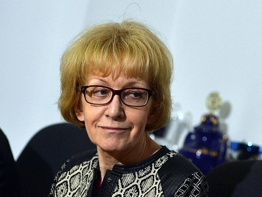 Ministryně spravedlnosti Heleně Válková