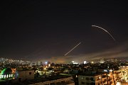 Americký útok v Sýrii