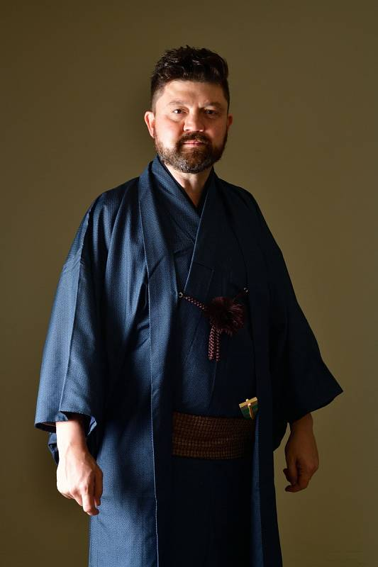 Japanolog Petr Holý