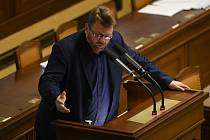Nezařazený poslanec Lubomír Volný