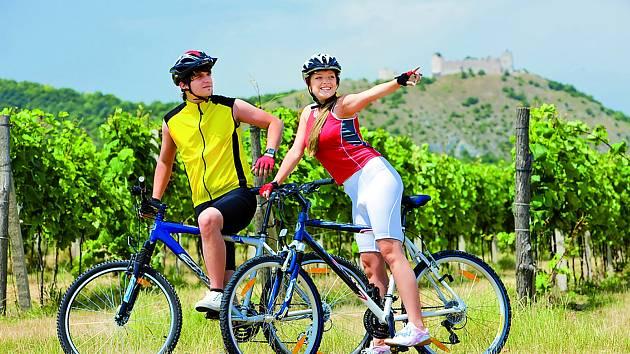 Rekreační cyklisté preferují roviny, ale ani horské oblasti pro ně nejsou zapovězené