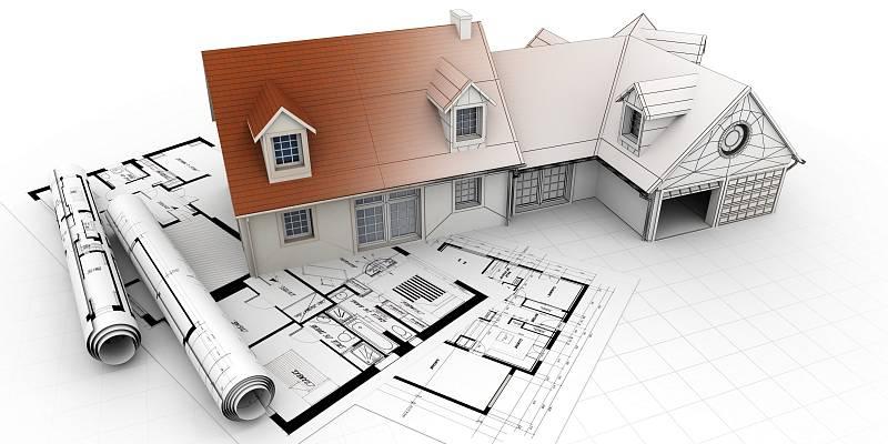 Stavba rodinného domu začíná volbou pozemku, projektu a potřebnými administrativními úkony.