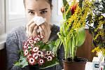 Dispozice stát se alergikem je vrozená.