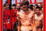 Obálka časopisu Time z roku 1992