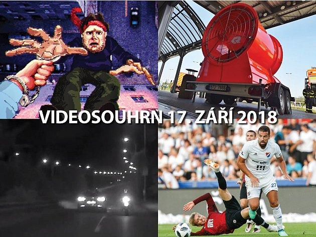 Videosouhrn 17. září 2018