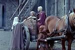 Exteriéry hradu Lemberk se točily na Novém hradu u Blanska