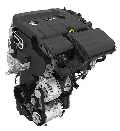 Motor 1,4TDI pro novou Škodu Fabii.