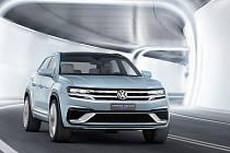 Koncept Volkswagen Cross Coupé GTE.