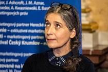 Nominovaní na herecké ceny Thálie byli představeni novinářům 3. února v pražském Národním divadle.  Zora Valchařová Poulová