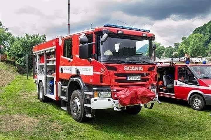 Hornožlebští hasiči evidují ročně kolem stovky výjezdů
