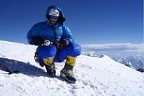 Libor Uher na K2