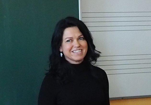 Ivana Málková, 51let, ředitelka ZŠ Jungmannova, Jihlava