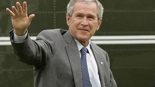 George Bush přijede v červnu do České republiky.