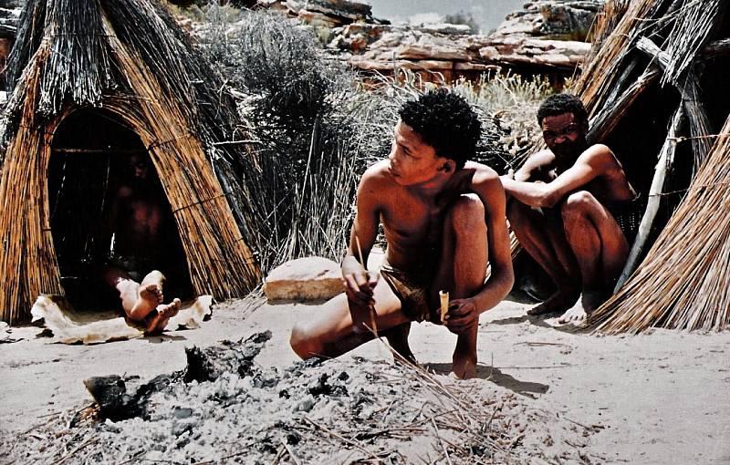Původní jihoafrická etnika Křováků a Khoi-khoi obsahují společné genetické informace s nejstaršími příslušníky druhu Homo sapiens