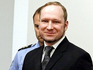 Norský extremista Anders Breivik.