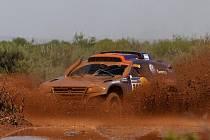 Násir Attíja poprvé vyhrál Rallye Dakar.