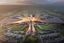 Pekingské mezinárodní letiště Daxing