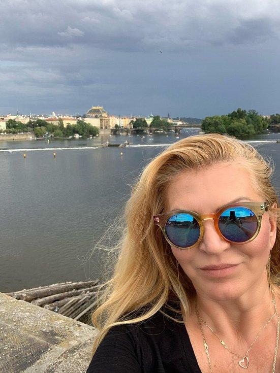 Martina Formanová je úspěšnou spisovatelkou