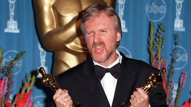 Režisér James Cameron.
