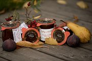 Džemy a marmelády Rose Garden