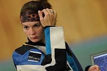 Kateřina Emmons na olympijských hrách v Pekingu