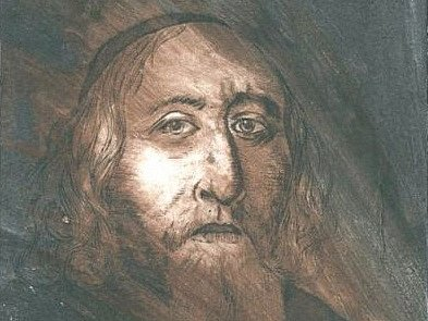 Komenský malba