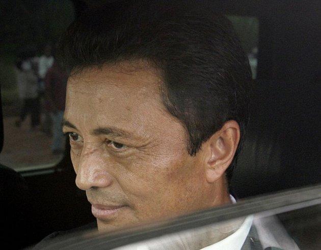 Madagaskarský prezident Marc Ravalomanana