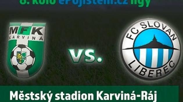 MFK Karviná - Slovan Liberec