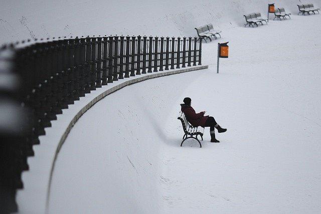 Mrazivá zima v Evropě: Německo