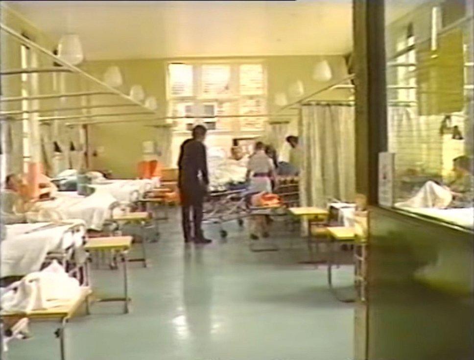 Kapacita nemocnic se rychle plnila