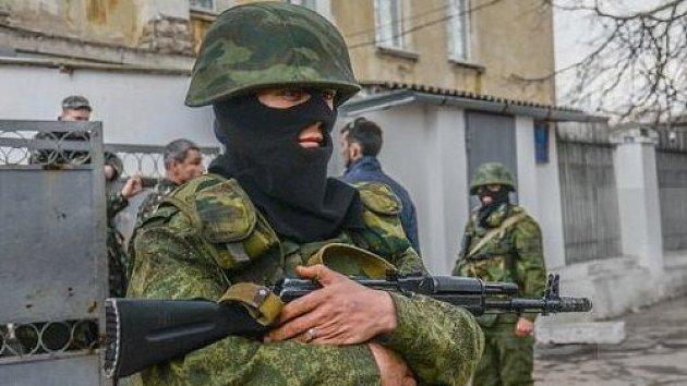 proruský separatista