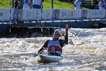 Gabriela Satková vybojovala na mistrovství světa bronzovou medaili.