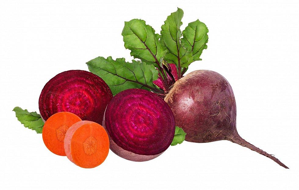 Červená řepa patří mezi nejzdravější druhy zeleniny.