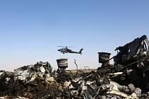 Airbus společnosti Kogalymavia se v sobotu zřítil na Sinajském poloostrově v Egyptě. Zahynulo všech 224 lidí na palubě.