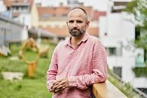 Ředitel Centra pasivního domu Tomáš Vanický