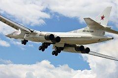 Ruská stíhačka Tu-160