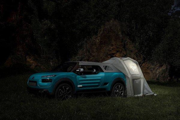 Koncept Citroën Cactus M.