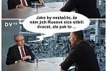 Parodie na inzerát spolku Přátel Miloše Zemana