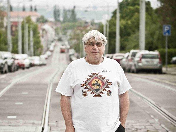 Historik Jaroslav Čvančara