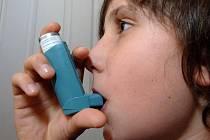 Astmatem trpí ve světě na 300 milionů lidí. Ilustrační foto