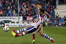 Fotbalisté Atlética Madrid porazili San Sebastian