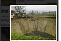 Jezero u bosenské vesnice tajemně zmizelo a opět se objevilo.
