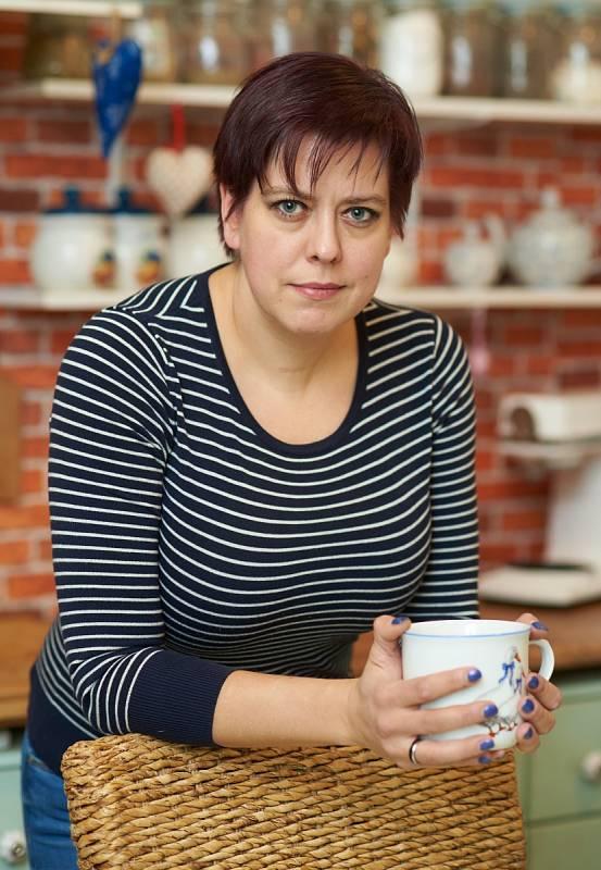 Spisovatelka a novinářka Barbora Walterová Benešová