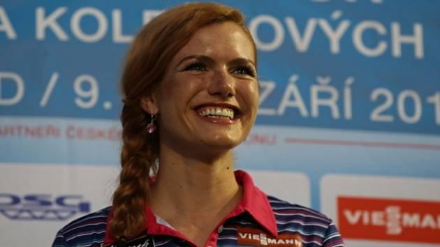 Gabriela Koukalová.