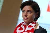 Polská ministryně sportu Joanna Mucha