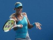 Iveta Benešová na Australian Open.