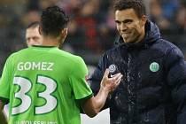 Trenér Valerien Ismaël dostal od vedení Wolfsburgu důvěru.